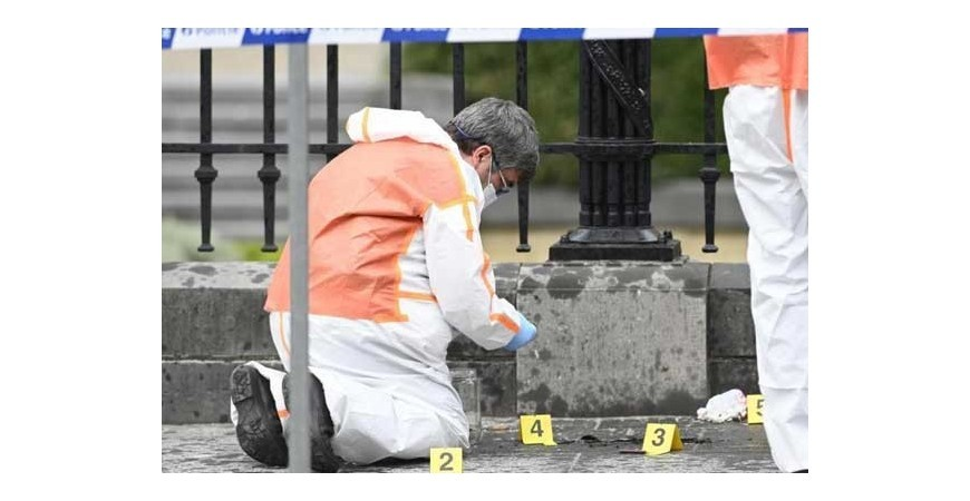 """Belgium: Molotov Cocktail Attack On Parliament In """"Retaliation"""" To The Management Of The Health Crisis"""