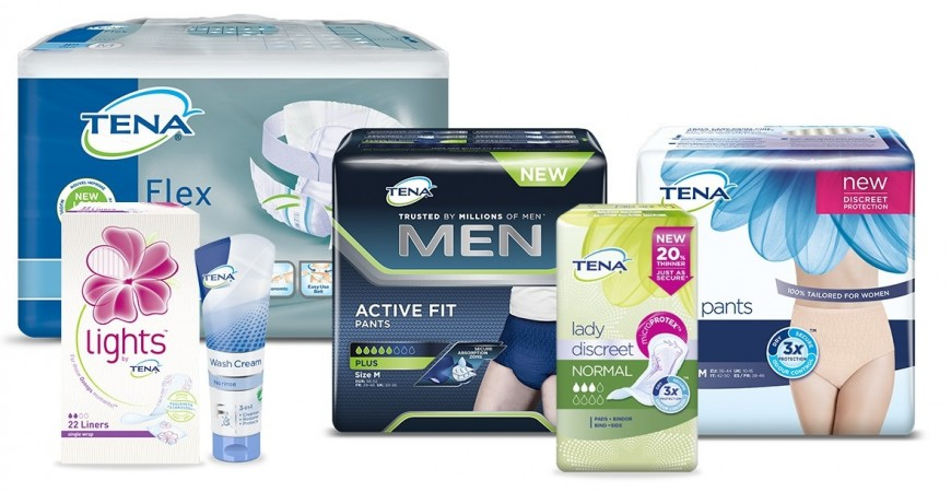 Free sample - Try TENA for free (WORLDWIDE)