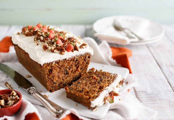 Learn how to prepare this delicious Irish carrot cake