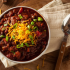 Making beer chili con carne