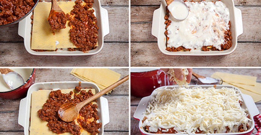 ITALIAN STYLE: HOW TO MAKE A LASAGNA