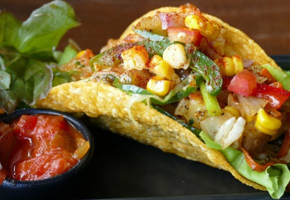 Mexican tacos: A variety of flavours from mexico