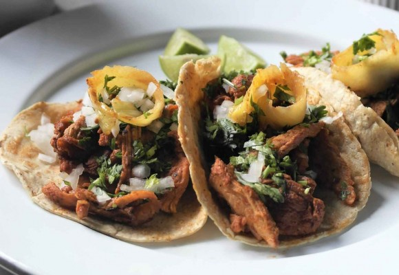 Recipe to prepare meat al pastor for the best tacos