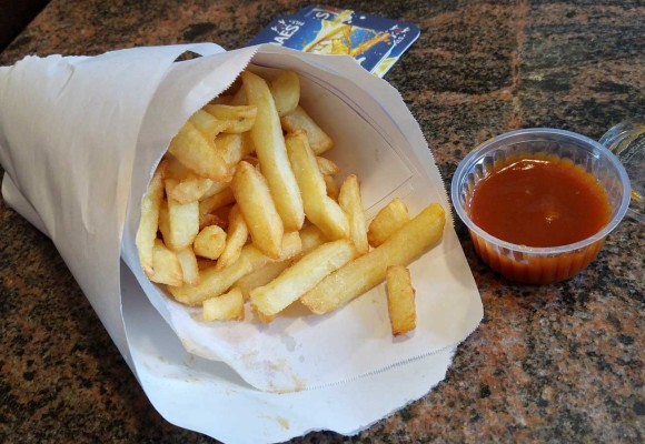 What you didn't know about Belgian fries