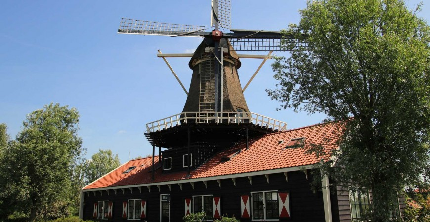 Holland and its curiosities