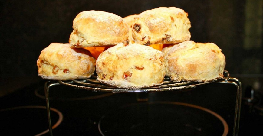 Scones: A true tradition and delight