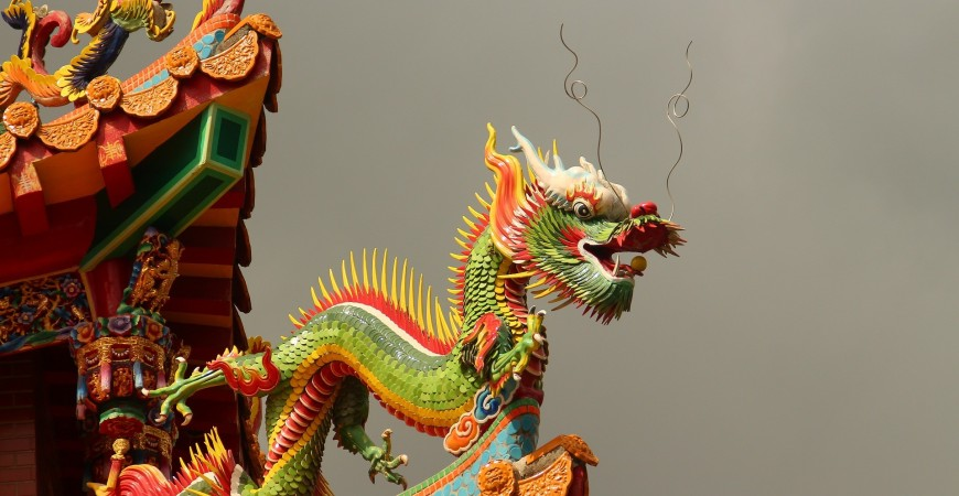 The Art of the Chinese Dragon: Powerful Symbol