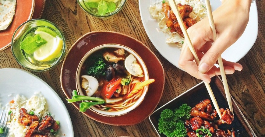 Types of Chinese food: Techniques and flavors part two