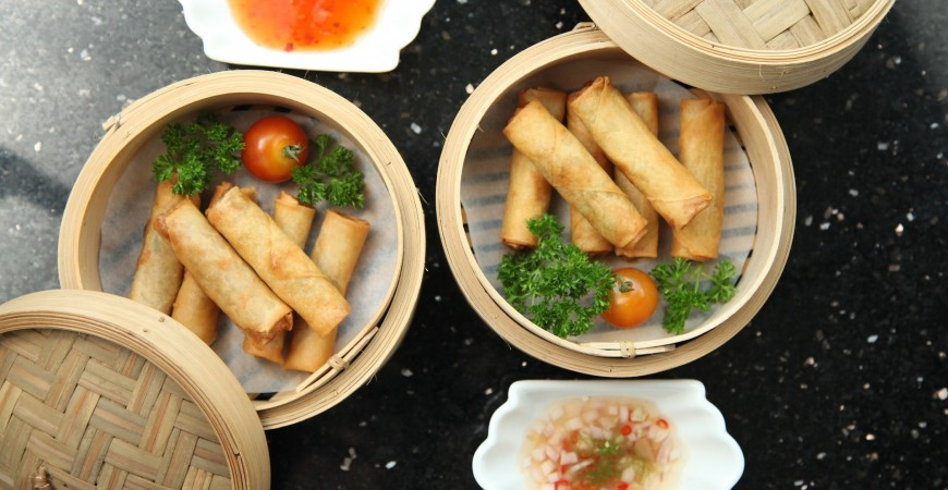 Recipe for the famous spring rolls