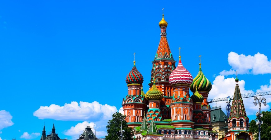What you cannot miss about Russia